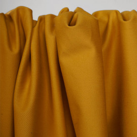 Tissu denim chino inca gold - pretty mercerie - mercerie en ligne