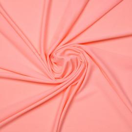 Tissu maillot de bain corail pastel | Pretty Mercerie | Mercerie en ligne