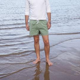 Maillot de bain homme short Cali | pretty mercerie | mercerie en ligne