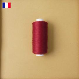 Fil à coudre tango red ténacité 500 m | fabrication française | Pretty Mercerie | mercerie en ligne