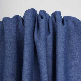 Tissu coton chambray lourd bleu marine | Pretty Mercerie | mercerie en ligne